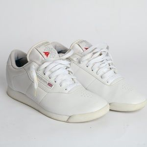 SOLD Reebok Classic Shoes Sneakers White